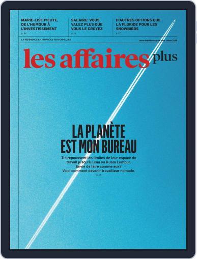 Les Affaires Plus November 1st, 2018 Digital Back Issue Cover