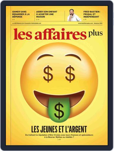 Les Affaires Plus September 1st, 2018 Digital Back Issue Cover