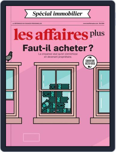 Les Affaires Plus May 1st, 2018 Digital Back Issue Cover