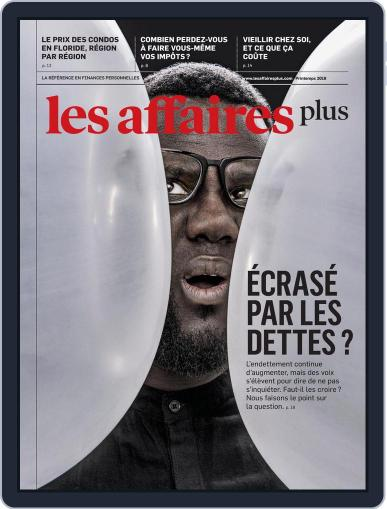 Les Affaires Plus March 1st, 2018 Digital Back Issue Cover