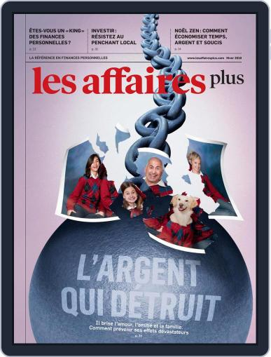 Les Affaires Plus November 1st, 2017 Digital Back Issue Cover