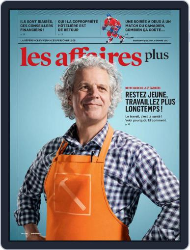 Les Affaires Plus October 1st, 2017 Digital Back Issue Cover