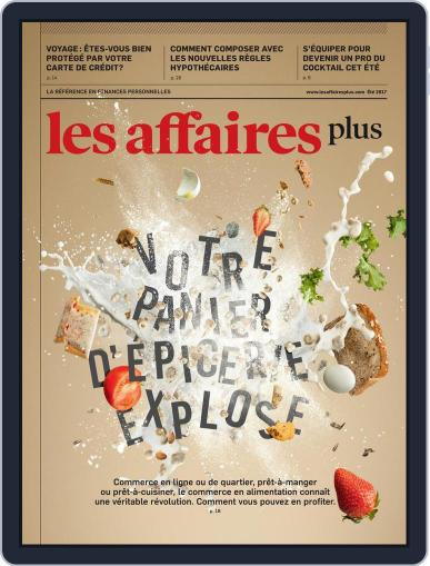 Les Affaires Plus May 1st, 2017 Digital Back Issue Cover