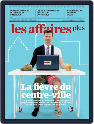 Les Affaires Plus March 23rd, 2017 Digital Back Issue Cover