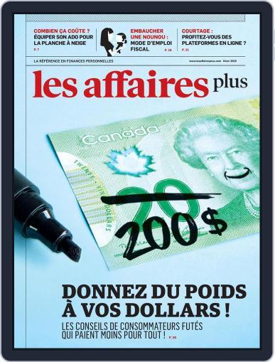 Les Affaires Plus November 1st, 2016 Digital Back Issue Cover