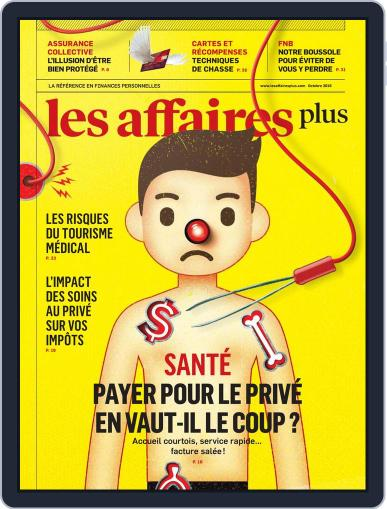 Les Affaires Plus October 6th, 2016 Digital Back Issue Cover