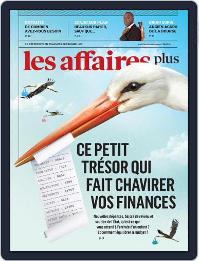 Les Affaires Plus May 1st, 2016 Digital Back Issue Cover