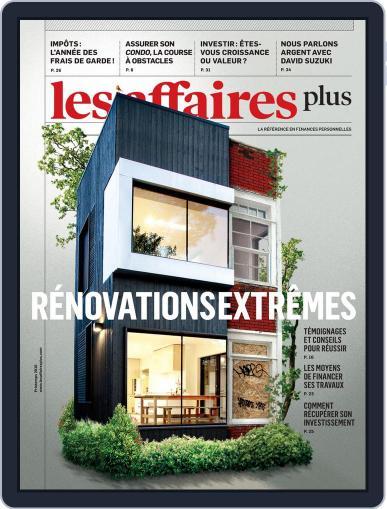 Les Affaires Plus March 1st, 2016 Digital Back Issue Cover
