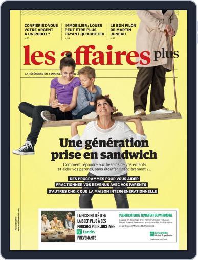 Les Affaires Plus November 1st, 2015 Digital Back Issue Cover