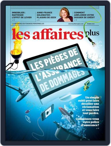Les Affaires Plus October 1st, 2015 Digital Back Issue Cover