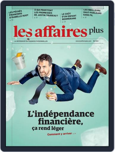 Les Affaires Plus May 1st, 2015 Digital Back Issue Cover
