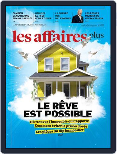 Les Affaires Plus April 1st, 2015 Digital Back Issue Cover