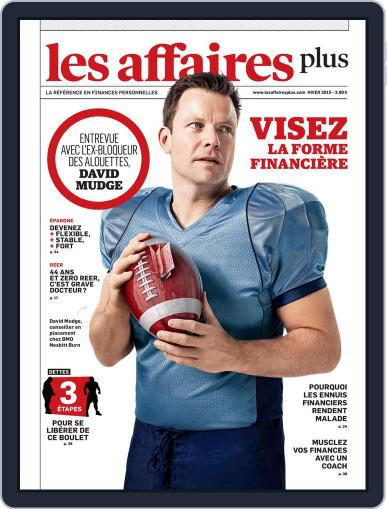 Les Affaires Plus February 4th, 2015 Digital Back Issue Cover