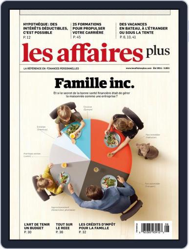 Les Affaires Plus June 4th, 2014 Digital Back Issue Cover