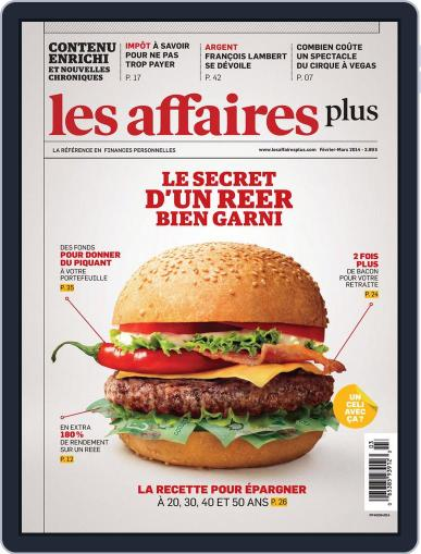 Les Affaires Plus February 12th, 2014 Digital Back Issue Cover
