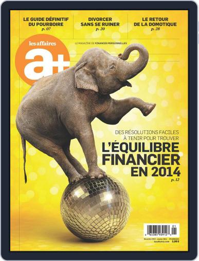 Les Affaires Plus December 11th, 2013 Digital Back Issue Cover