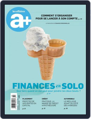 Les Affaires Plus October 3rd, 2012 Digital Back Issue Cover