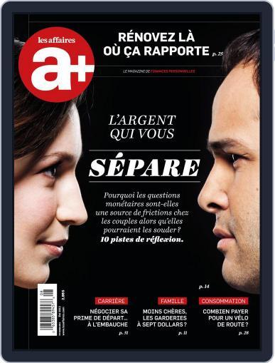 Les Affaires Plus June 6th, 2012 Digital Back Issue Cover