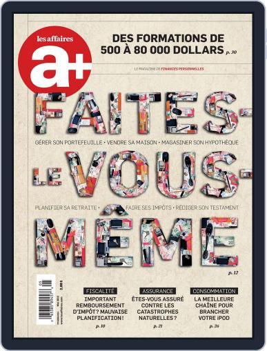 Les Affaires Plus April 25th, 2012 Digital Back Issue Cover