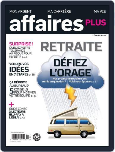 Les Affaires Plus April 8th, 2012 Digital Back Issue Cover