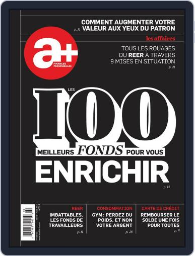 Les Affaires Plus February 1st, 2012 Digital Back Issue Cover