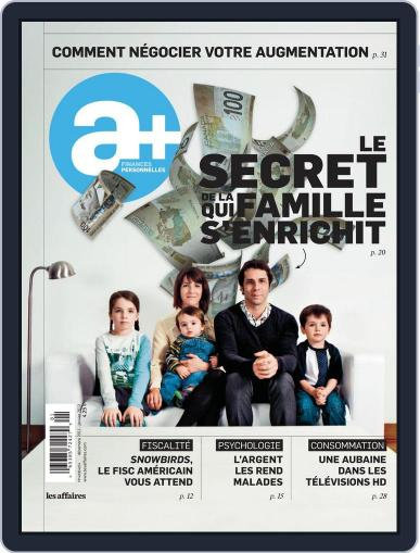Les Affaires Plus December 14th, 2011 Digital Back Issue Cover