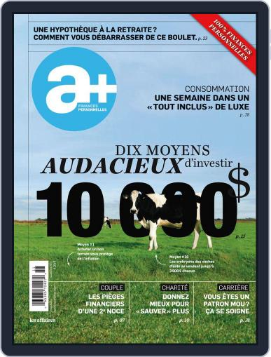 Les Affaires Plus November 14th, 2011 Digital Back Issue Cover