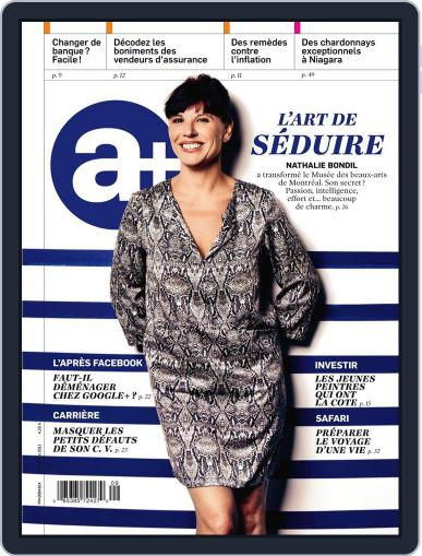 Les Affaires Plus September 7th, 2011 Digital Back Issue Cover