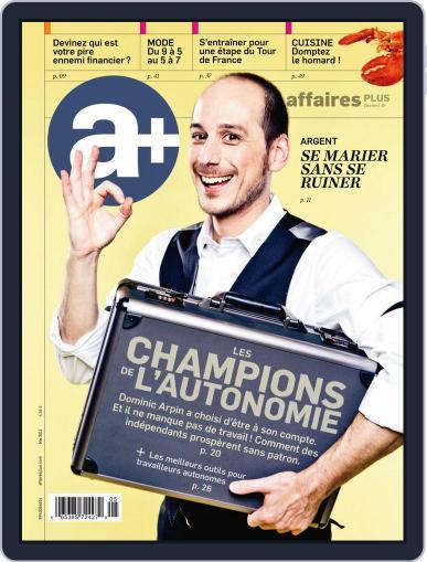 Les Affaires Plus April 27th, 2011 Digital Back Issue Cover