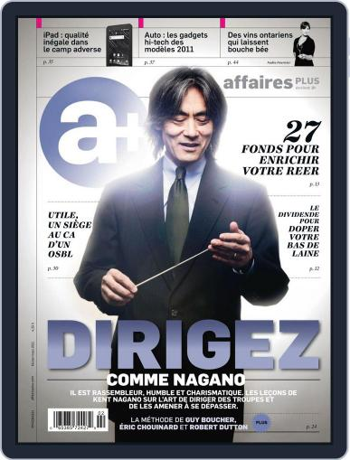 Les Affaires Plus February 2nd, 2011 Digital Back Issue Cover