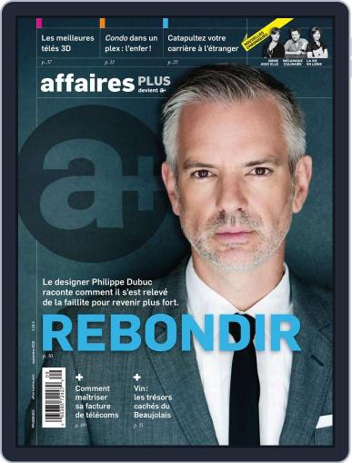 Les Affaires Plus August 25th, 2010 Digital Back Issue Cover