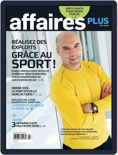 Les Affaires Plus April 8th, 2010 Digital Back Issue Cover