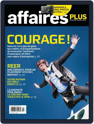 Les Affaires Plus February 10th, 2010 Digital Back Issue Cover