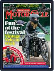The Classic MotorCycle (Digital) Subscription October 1st, 2019 Issue
