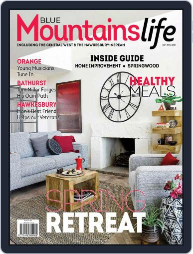 Blue Mountains Life October 1st, 2019 Digital Back Issue Cover