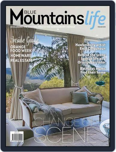 Blue Mountains Life (Digital) February 1st, 2019 Issue Cover