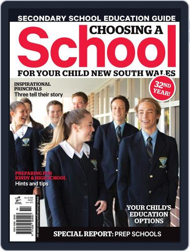 Choosing A School For Your Child Nsw Magazine (Digital) July 13th, 2016 Issue Cover
