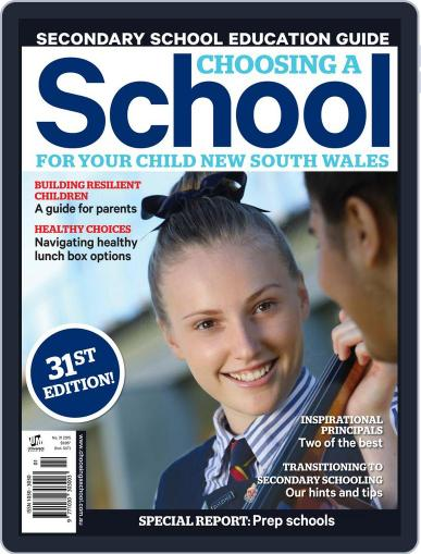 Choosing A School For Your Child Nsw Magazine (Digital) January 1st, 2016 Issue Cover