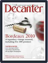 Decanter (Digital) Subscription June 1st, 2020 Issue