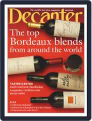 Decanter (Digital) Subscription April 1st, 2020 Issue