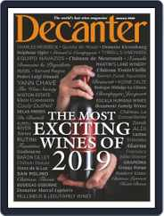 Decanter (Digital) Subscription January 1st, 2020 Issue