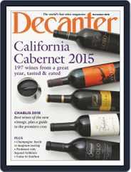 Decanter (Digital) Subscription December 1st, 2019 Issue