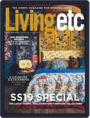 Living Etc (Digital) Subscription April 1st, 2019 Issue