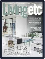 Living Etc (Digital) Subscription November 1st, 2018 Issue