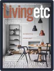 Living Etc (Digital) Subscription October 1st, 2018 Issue