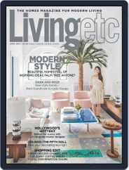 Living Etc (Digital) Subscription April 1st, 2018 Issue