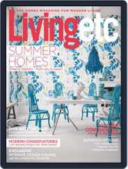 Living Etc (Digital) Subscription July 1st, 2017 Issue