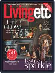 Living Etc (Digital) Subscription January 1st, 2017 Issue