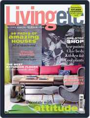Living Etc (Digital) Subscription March 12th, 2011 Issue