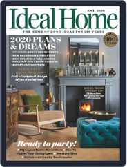 Ideal Home (Digital) Subscription January 1st, 2020 Issue